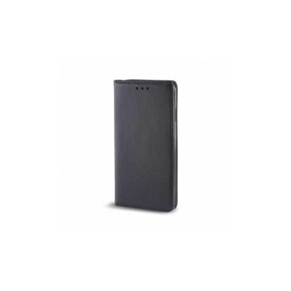 Peňaženkový obal Flip magnet na  HTC Desire 12 Plus  Černý