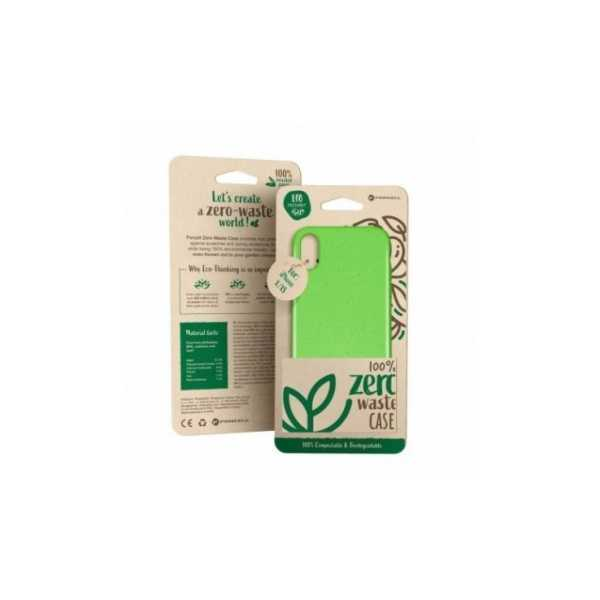 Biodegradable mobile case BIO for Apple iPhone 11  Green